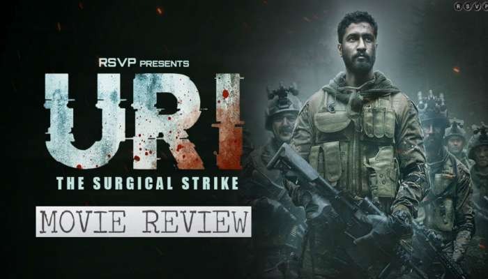 Uri: The Surgical Strike | Movie review - युद्ध आमुचे सुरू...