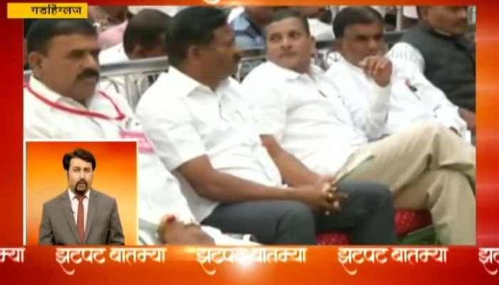 Pratapsingh Jadhav Felicitated By Sharad Pawar