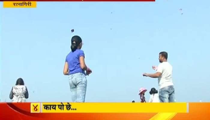 ratnagiri kite festival how to fly your kite training