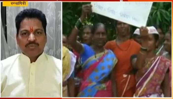 Ratnagiri Vinayak Raut On Nanar Project Shift To Raigad District Update