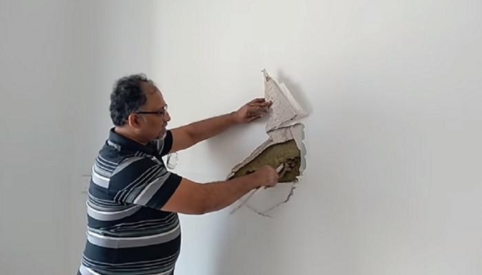 तीन कोटींच्या घराच्या वादग्रस्त व्हिडिओनंतर तक्रारकर्त्यांवर विकसकाचा पलटवार