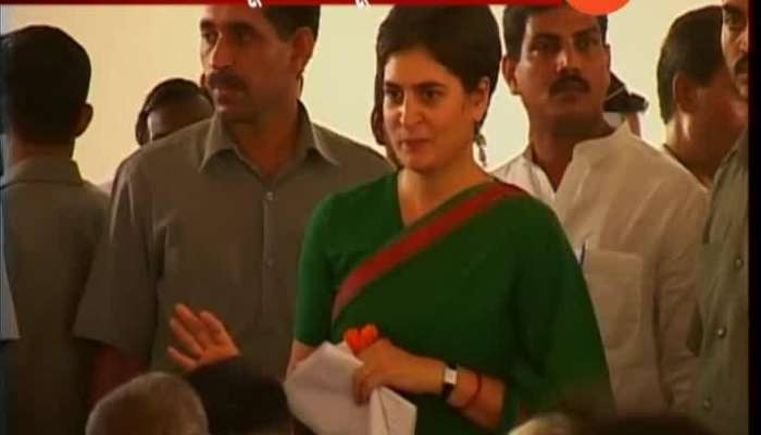 congress and shivsena comment on priyanka gandhi enters in politics
