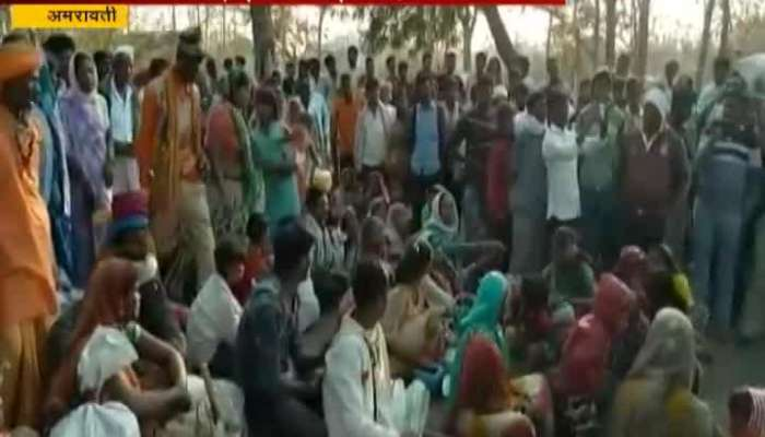 amaravati tribals attacks on police party in melghat