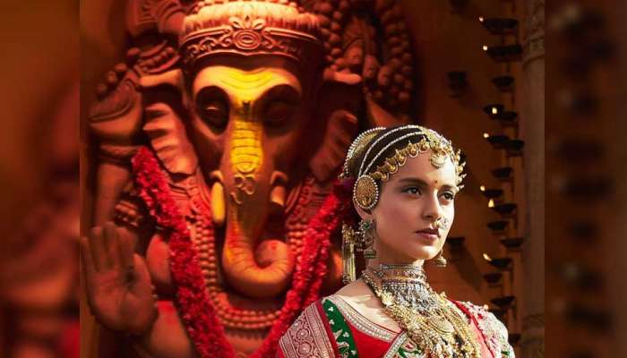 Manikarnika box office collection : पहिल्या दिवशी 'मणिकर्णिका'ची इतकी कमाई...