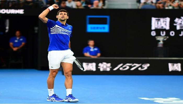 Australian Open : अंतिम सामन्यात सर्बियाच्या नोवाक जोकोविचचा विजय