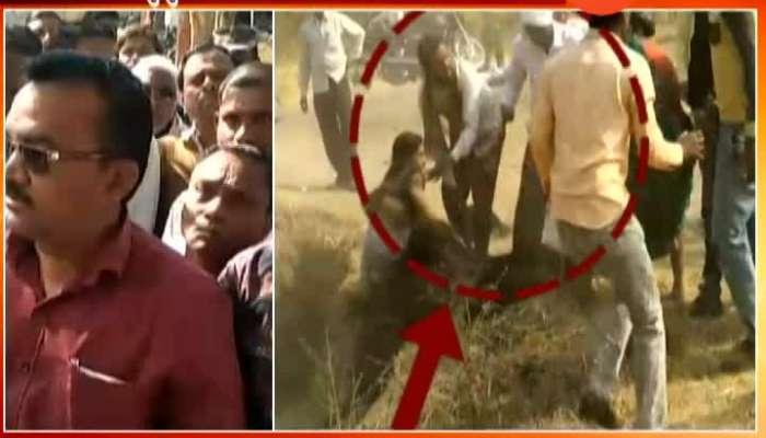 Jalna BJP Kisan Aghadi President Beating Farmers Family Update 14 PM