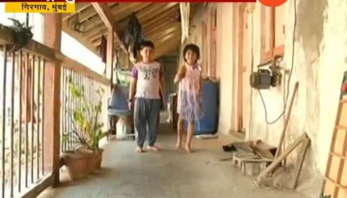 Mumbai,Girgaon Ground Report On 130 Yr Old Chawl Will Demolish Due To Metro Work