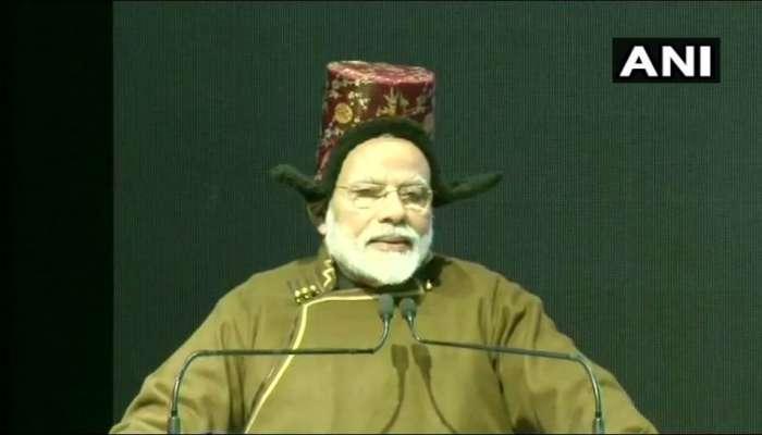 जम्मू- काश्मीर : भूमिपूजन केलं, लोकार्पणही मीच करणार- नरेंद्र मोदी