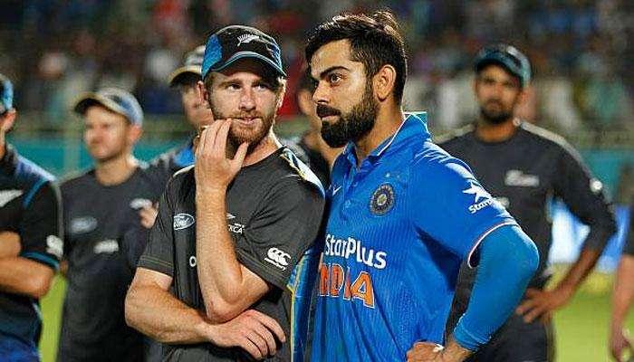 ICC ODI Ranking: भारताकडून पराभवानंतर न्यूझीलंड संघाची घसरण
