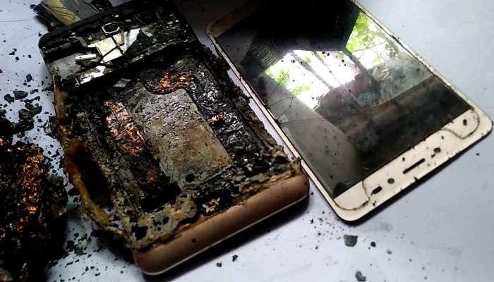 मोबाईलची बॅटरी अतिगरम होऊन फुटण्यामागची लक्षणे कोणती?