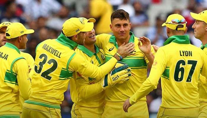 भारत दौऱ्यासाठी ऑस्ट्रेलियाच्या टीमची घोषणा