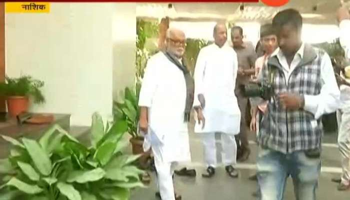 Nashik NCP Leader Chhagan Bhujbal To Watch Thackeray Film With Family And Friends