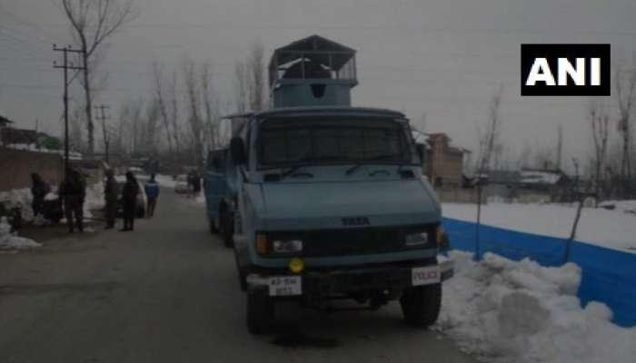 Jammu Kashmir : सुरक्षादलाकडून ५ दहशतवाद्यांचा खात्मा