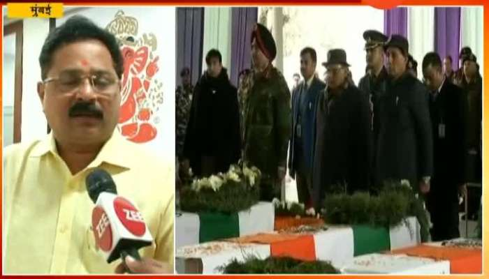 Pulwama Terror Attack Siddhivinayak Temple Trust Announces Rs 51 lakh For Martyrs Kin