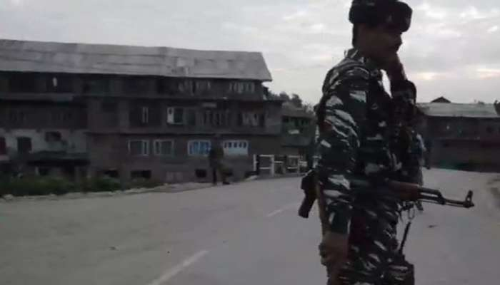 काश्मीरमधील राजौरी सेक्टर येथे स्फोट, एक मेजर शहीद