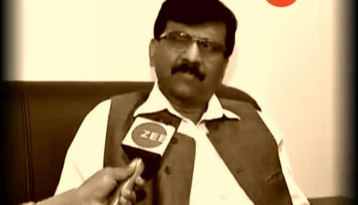 Shivsena MP Sanjay Raut on alliance with BJP
