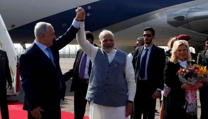 पुलवामा दहशतवादी हल्ला : इस्त्रायलचा भारताला मदतीसाठी बिनशर्त पाठिंबा