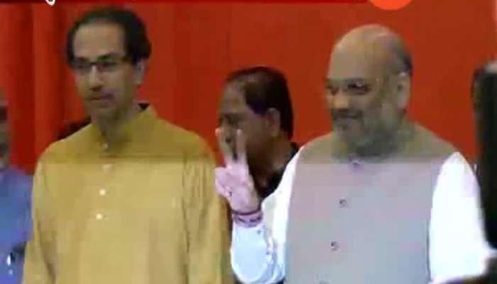 Mumbai Alliance Shivsena Demand 50 50 CM Tenure For The Term Of Five Years