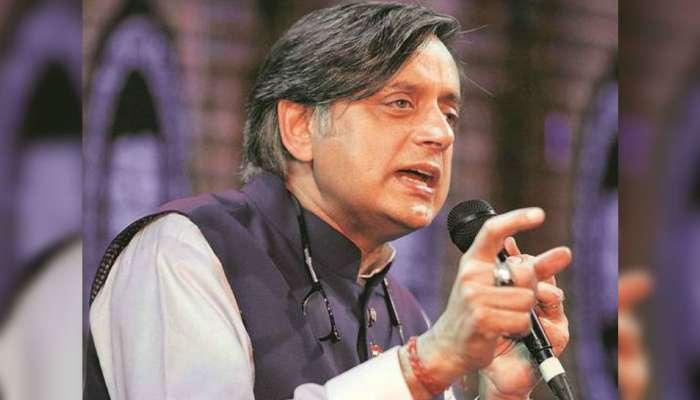 VIDEO : विश्वचषकात भारताने पाकिस्तानविरुद्ध खेळलंच पाहिजे- शशी थरुर