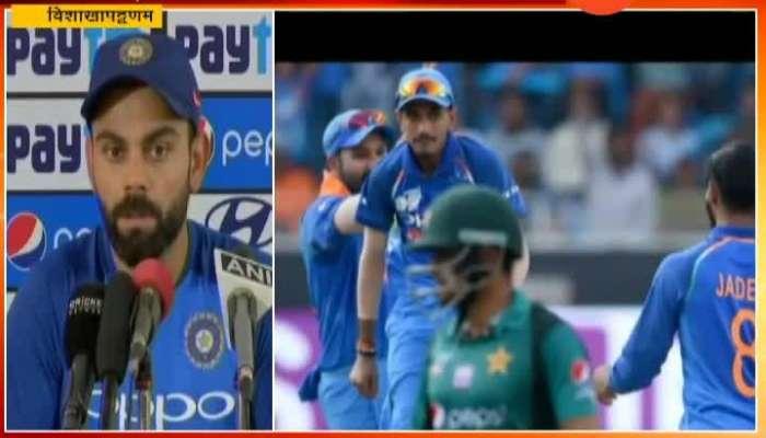 Virat Kohli Breaks His Silence On World Cup 2019 Clash Against Pakistan