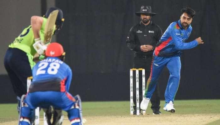 ४ बॉलमध्ये ४ विकेट, अफगाणिस्तानच्या राशिद खानचा विश्वविक्रम