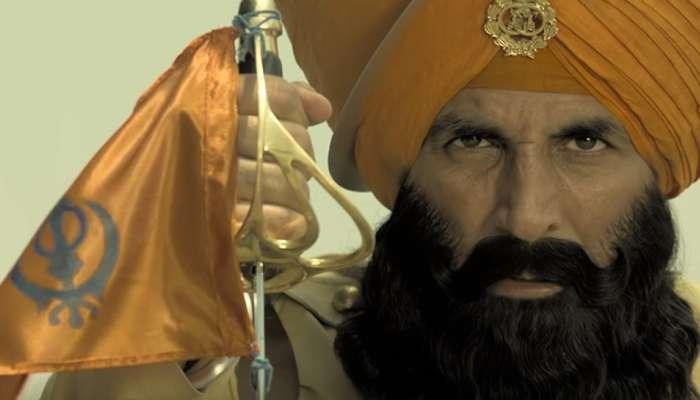 VIDEO: 'केसरी' सिनेमाचं नवीन गाणं प्रदर्शित
