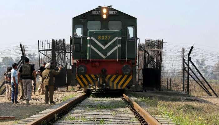 भारत-पाक दरम्यान चालणारी समझौता एक्सप्रेस पाकिस्तानने केली रद्द