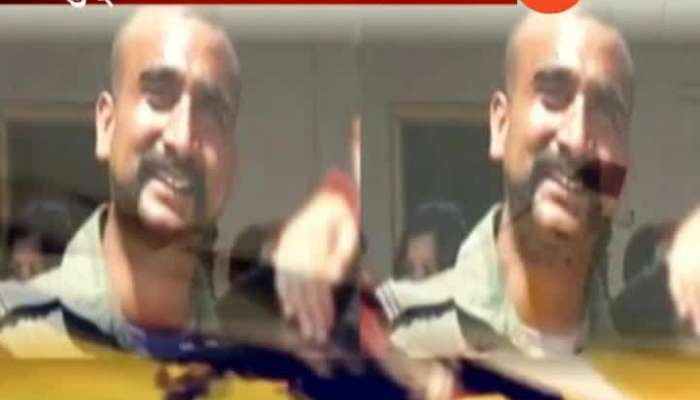 Indias New Hero Abhinandan After Returning From Pakistan