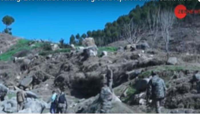 भारतीय हवाईदलाने हल्ला केलेल्या बालाकोटमधून झी मीडियाचा एक्सक्लुझिव्ह रिपोर्ट