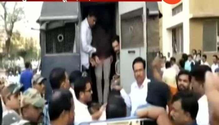 Aurangabads Doctor Release After Taken In Custody By ATS