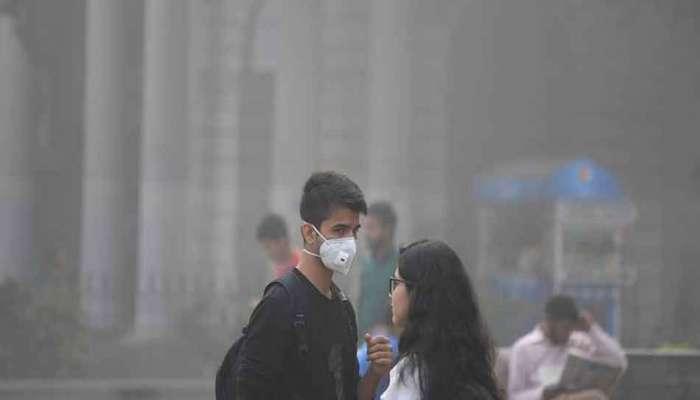 हवा प्रदूषणामुळे तासाला ८०० जणांचा मृत्यू - अहवाल