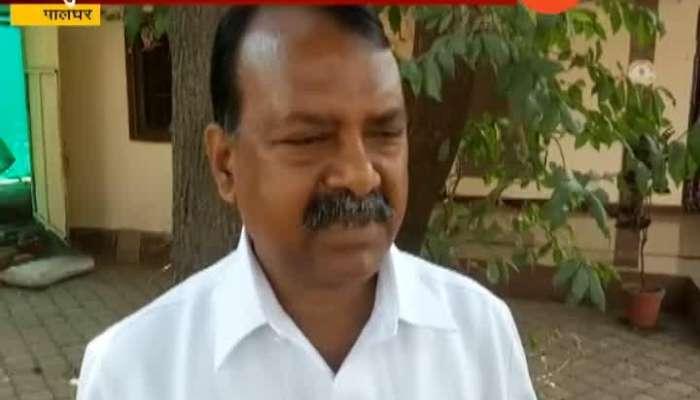 Palghar BJP MP Rajendra Gavit Not Happy With Decision Of Seat To Shivsena