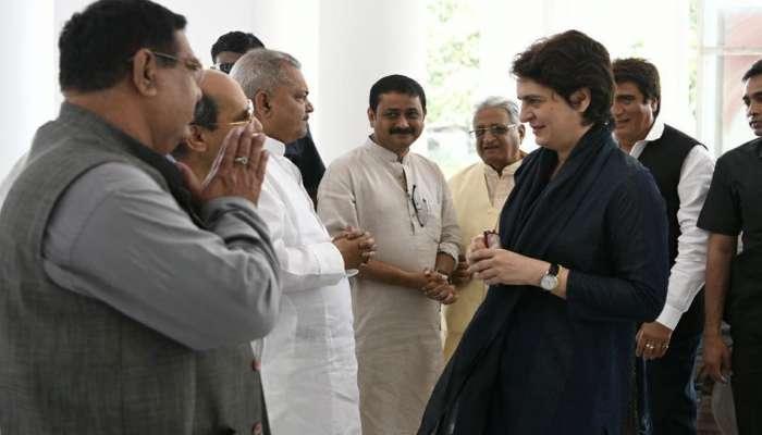 Loksabha Election 2019 : उत्तर प्रदेशातील राजकारण बदलण्याची जबाबदारी माझी- प्रियंका गांधी
