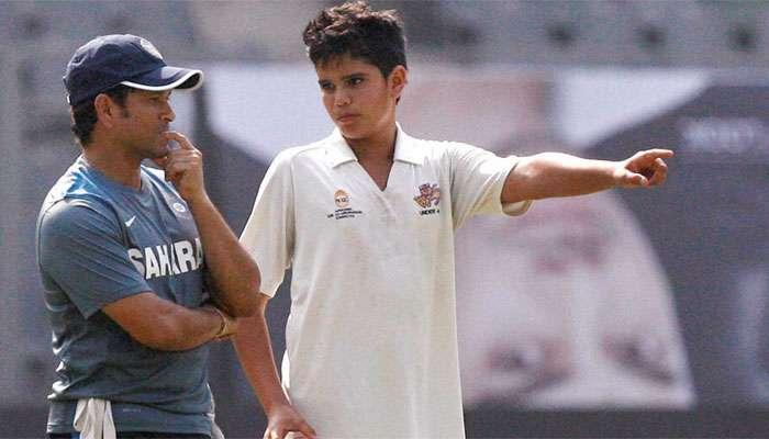 अर्जुन तेंडुलकर टी-२० मुंबई लीगमध्ये खेळणार