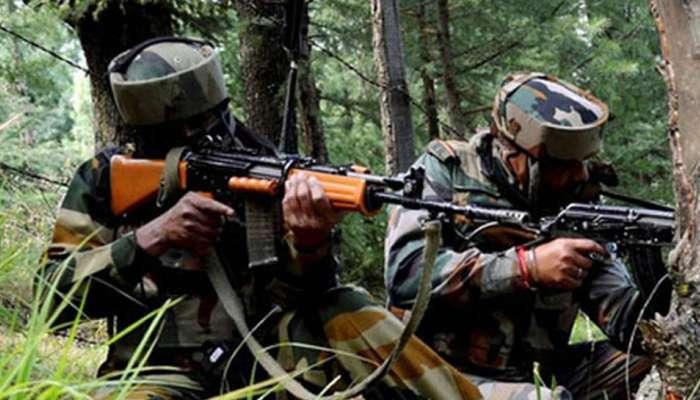 जम्मू- काश्मीरमध्ये लष्करासोबतच्या चकमकीत ५ दहशतवादी ठार