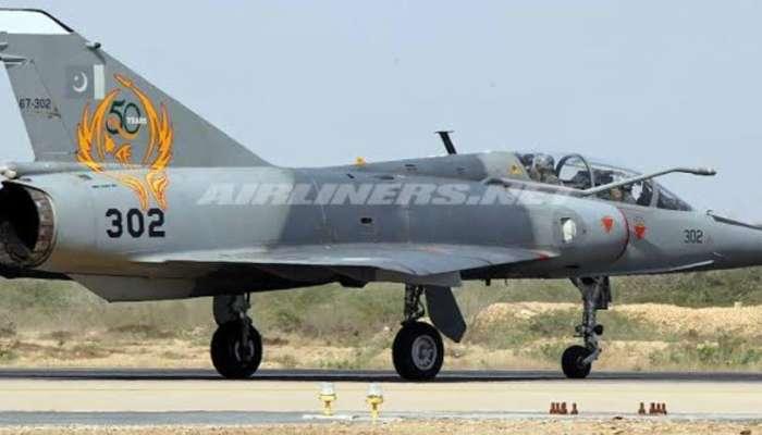 ...म्हणून पाकिस्तान वायुदलाचा भारतावरील हल्ला फसला