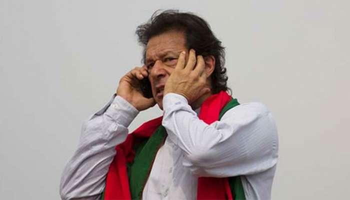 विश्वचषकाच्या तयारीवरुन पाकिस्तान क्रिकेट संघावर इम्रान खान नाराज