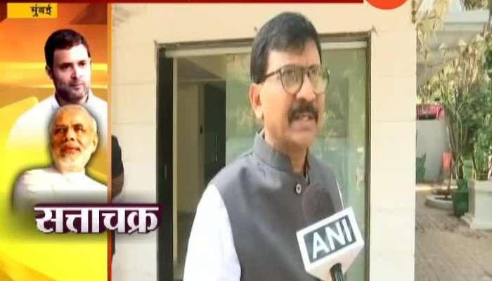 LS Election Shiv Sena Chief Uddhav Thackeray To Accompany BJP President Amit Shah During His Nomination