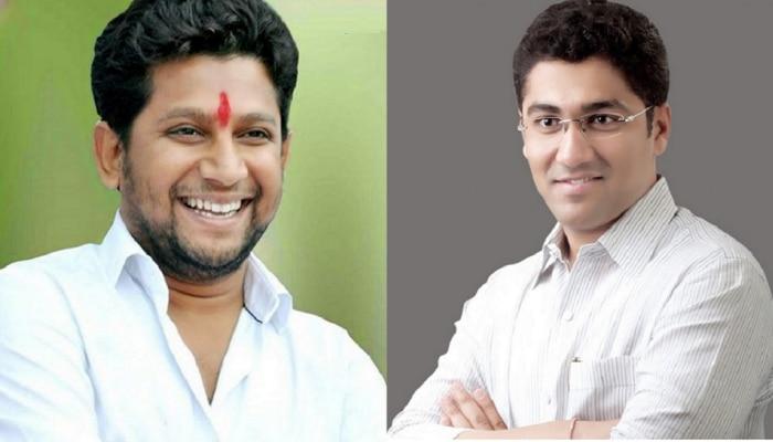 अहमदनगरमध्ये या २ युवा नेत्यांमध्ये 'कांटे की टक्कर'