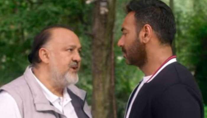 #MeTooच्या वादात अडकलेले आलोकनाथ चित्रपटाच्या ट्रेलरमध्ये, अजय म्हणतो....