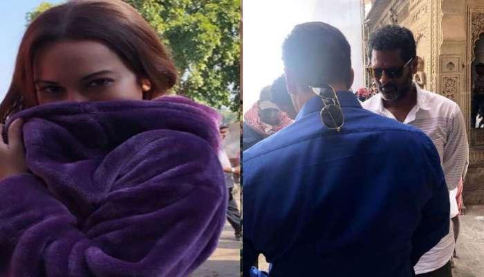'रज्जो' परतली, पाहा 'दबंग ३'मधील सोनाक्षीचा नवा लूक