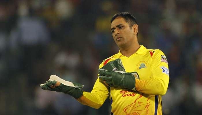 IPL 2019: पॉईंट्स टेबलमध्ये चेन्नई टॉपवर, तरीही धोनी नाराज