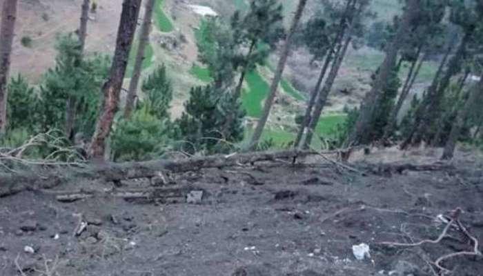 बालाकोट स्ट्राईकनंतर 43 दिवसांनी जगातील मीडियाला घेऊन पाकिस्तान घटनास्थळी