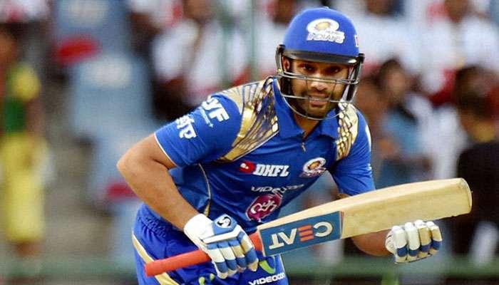 IPL 2019: मैदानात न उतरताही रोहितचं रेकॉर्ड, पोहोचला दुसऱ्या क्रमांकावर