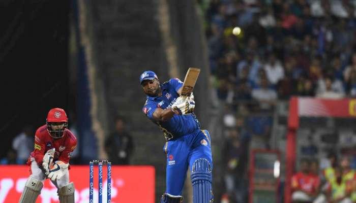 IPL 2019: वादळी खेळीसोबतच कायरन पोलार्डने केली ही रेकॉर्ड