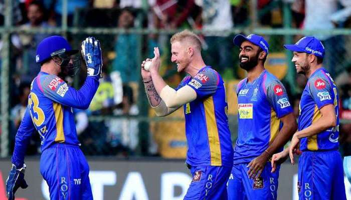 आयपीएल 2019   मुंबईची घौडदौड राजस्थानने थांबवली, राजस्थानचा 4 विकेटने विजय