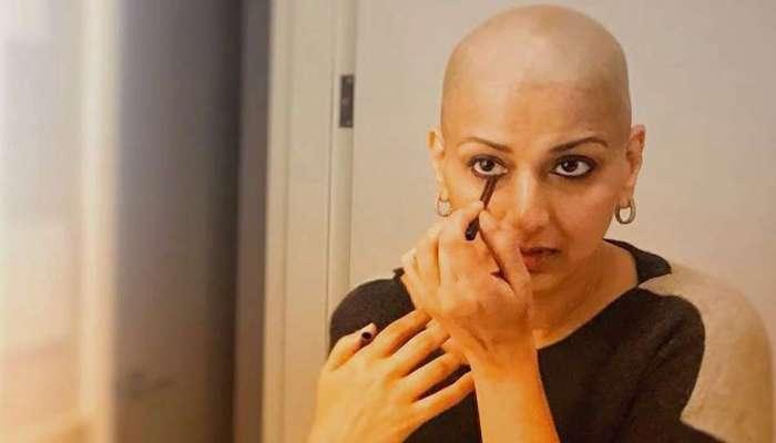 कॅन्सर सारख्या आजाराचे वेळेत निदान लागणे फार गरजेचे - सोनाली