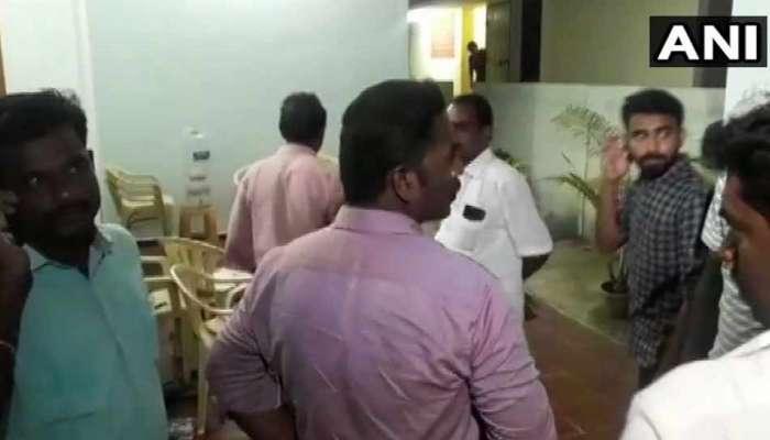 डीएमके नेत्या कनिमोळी यांच्या घरावर प्राप्तिकर विभागाचा छापा