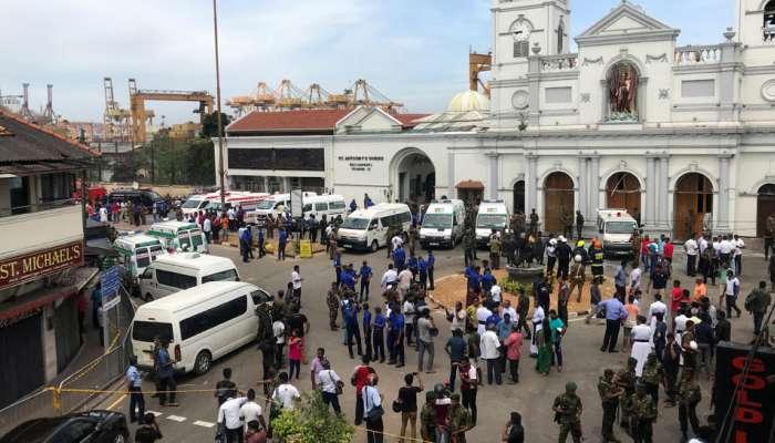 श्रीलंकेत आठवा बॉम्बस्फोट, मृतांचा आकडा १६२ वर, संपूर्ण देशात कर्फ्यू