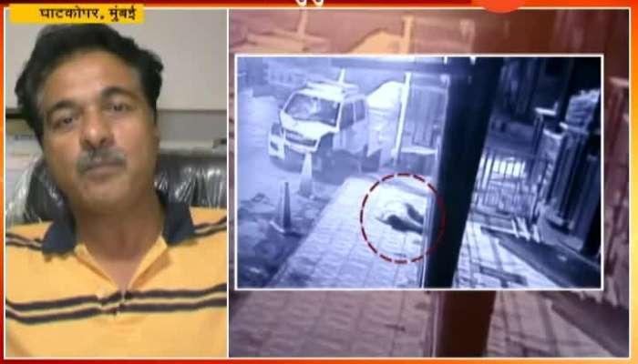 Mumbai Ghatkopar Police On No Postmortem For Acidental Death Of On Duty Police Man